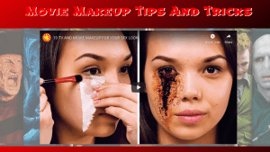 movie makeup tips and tricks